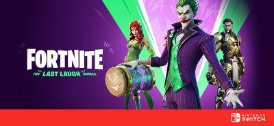 Fortnite: The Last Laugh Bundle