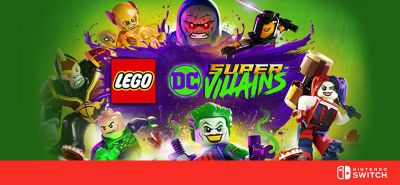LEGO DC: Super-Villains