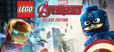 Lego Marvel Avengers Deluxe Edition