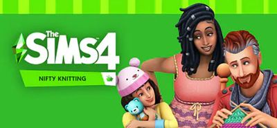 The Sims 4 Nifty Knitting Stuff Pack