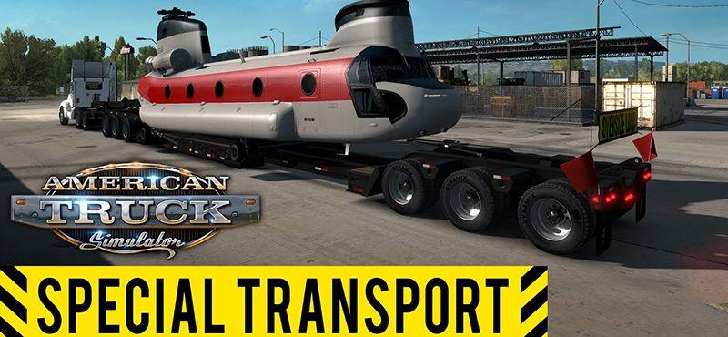American Truck Simulator: Special Transport