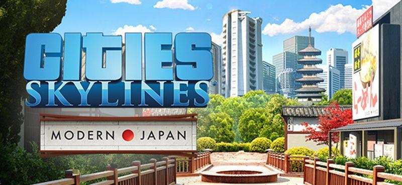 Cities: Skylines - Modern Japan