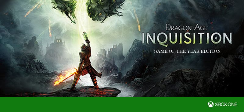 Dragon Age: Inquisition: Game of the Year