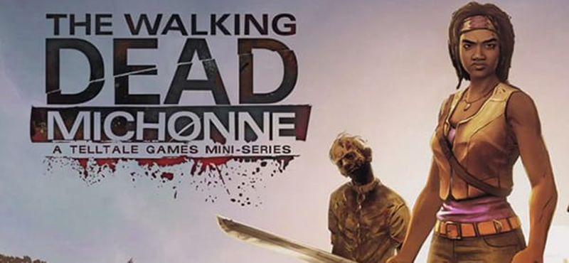 The Walking Dead Michonne - A Telltale Miniseries