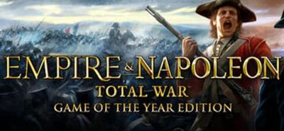 Empire and Napoleon Total War Game of Year Edition Collection
