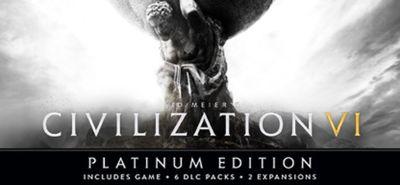 Sid Meier's Civilization VI Platinum Edition