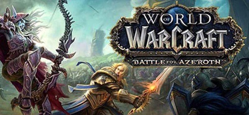 World of Warcraft: Battle for Azeroth - Europe